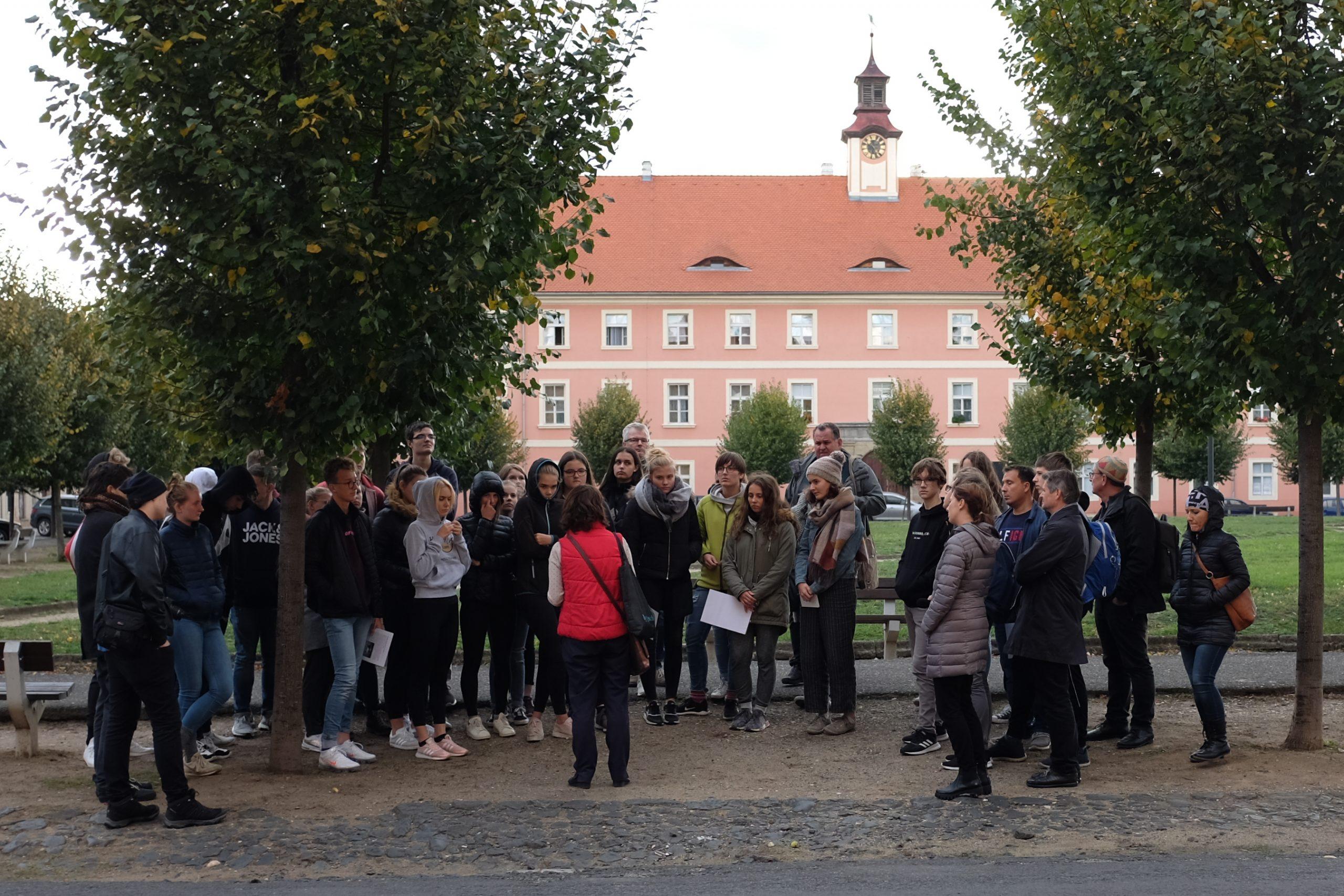 Führung in Theresienstadt